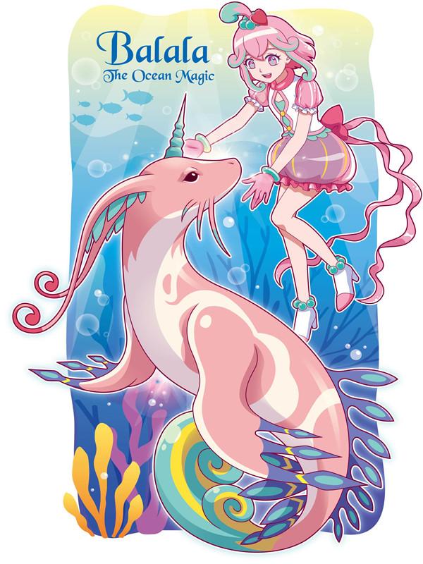 魔法海萤堡-海昕
